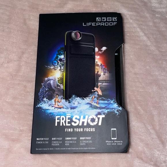 LifeProof Fre' Shot iPhone 6/6S Case